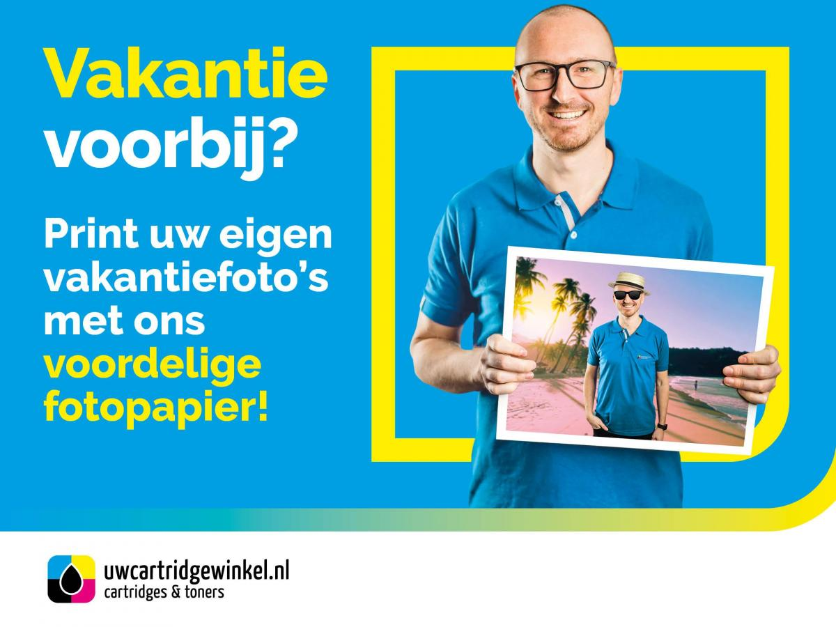 Fotopapier - UwCartridgeWinkel.nl