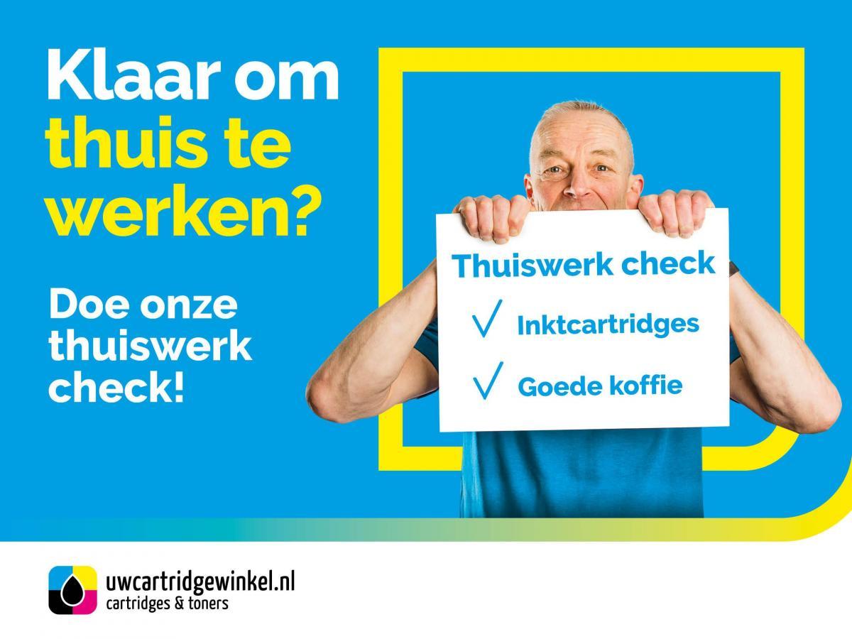 Thuiswerken - UwCartridgeWinkel.nl