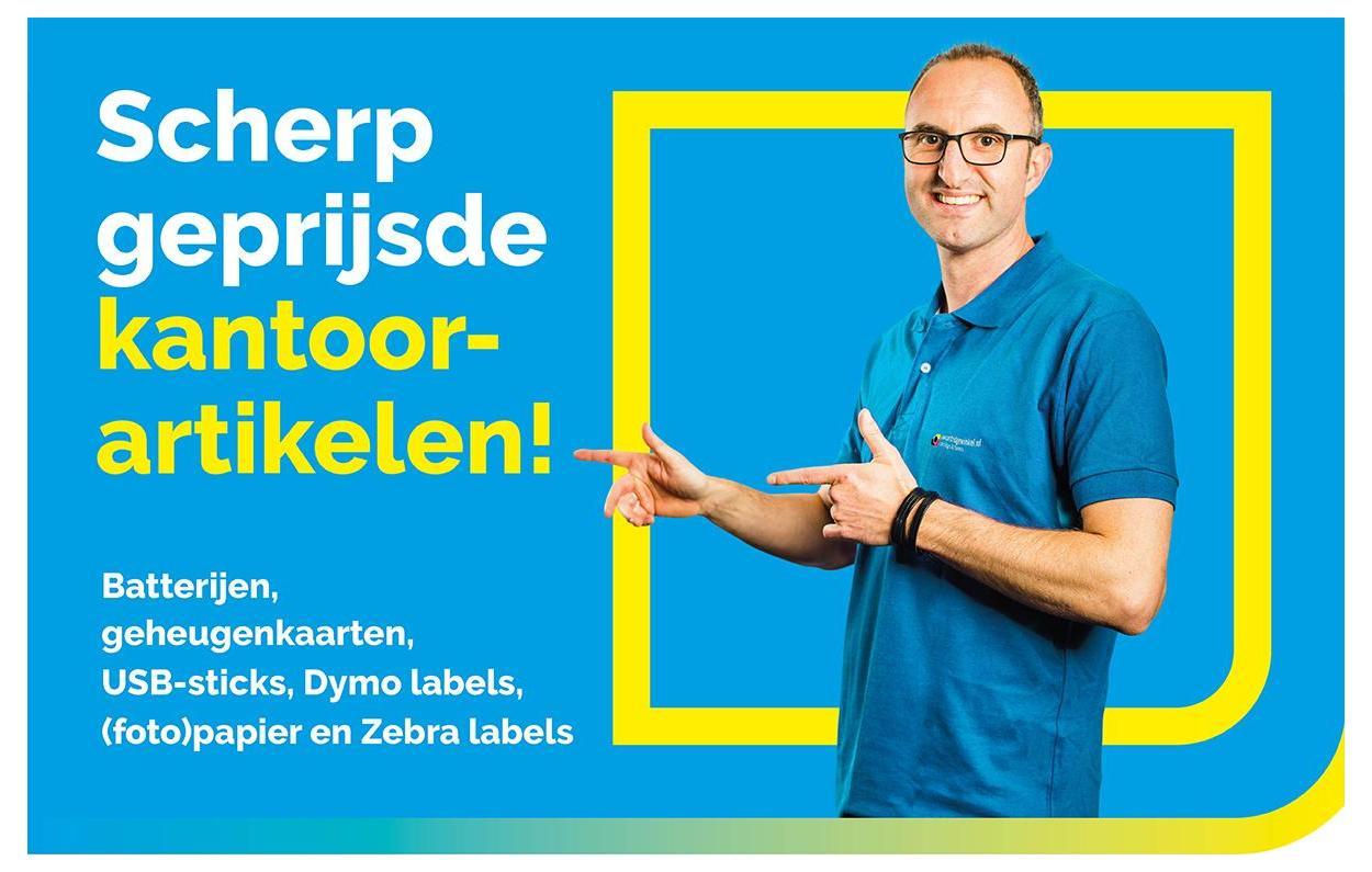 Voordelige kantoorartikelen - UwCartridgeWinkel.nl