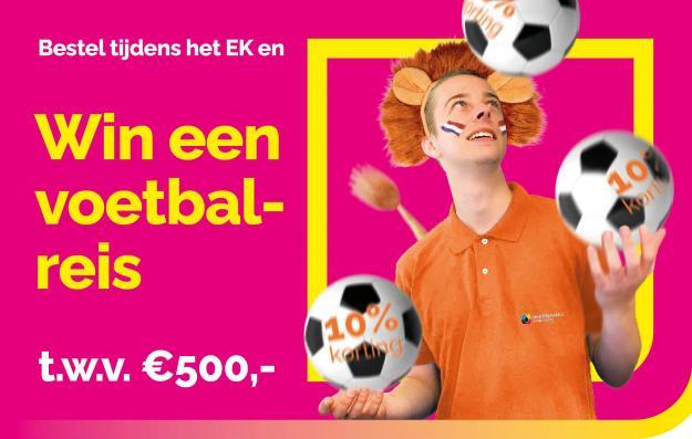 Win een voetbalreis