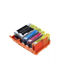 Huismerk HP 920XL multipack (zwart + 3 kleuren)
