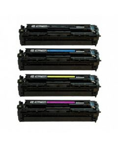 Huismerk Canon 716 multipack zwart + 3 kleuren