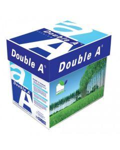 Double A premium A4 papier - 80g - 1 doos (5x 500 vel)