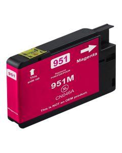Huismerk HP 951XL magenta incl. chip