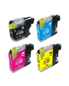 Brother LC-123 multipack