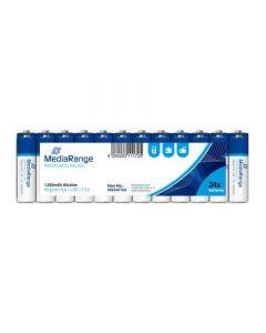 AA batterijen - 24 stuks (MediaRange)