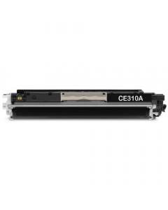 Huismerk HP 126A (CE310A) zwart
