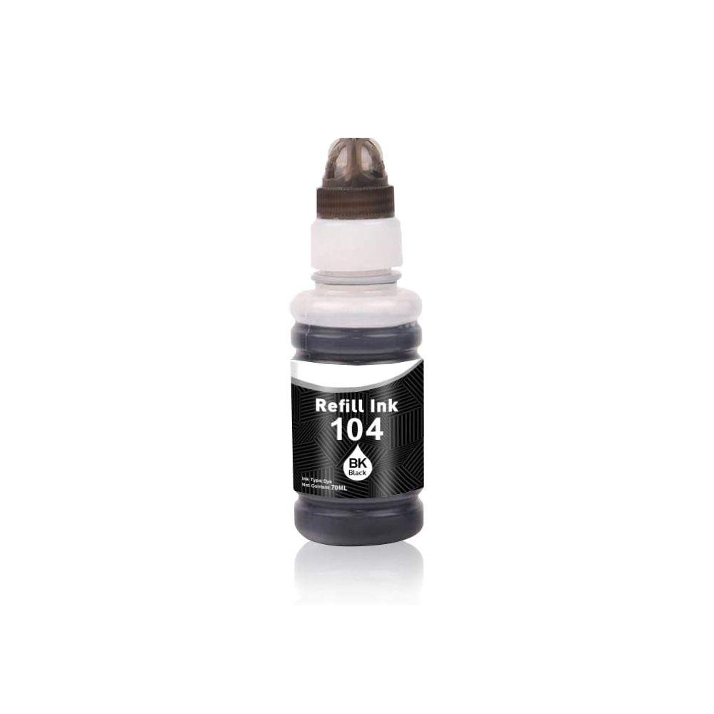 Huismerk Epson 104 XL zwart