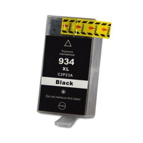 Huismerk HP 934XL zwart