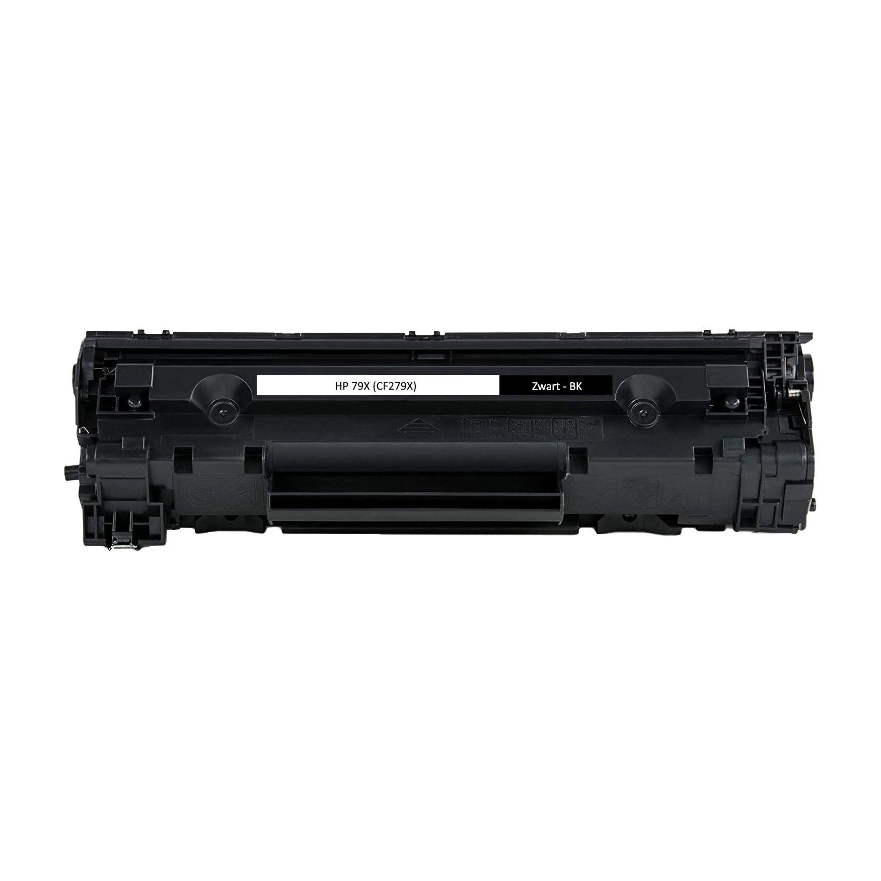 Huismerk HP 79X (CF279X) zwart