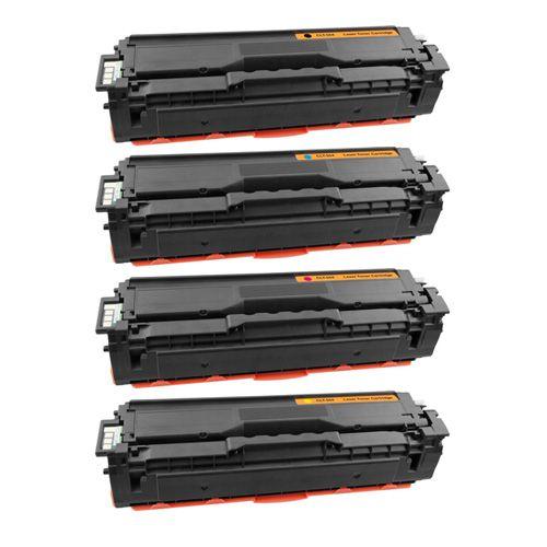 Huismerk Samsung CLT-504S multipack (zwart + 3 kleuren)
