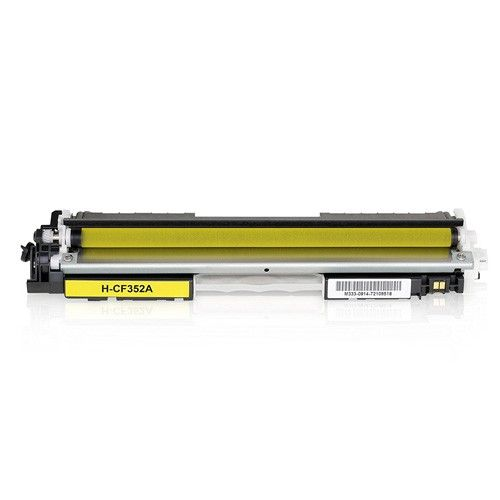 Huismerk HP 130A (CF352A) geel
