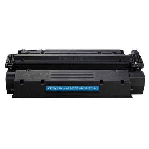 Huismerk HP 15X (C7115X) zwart