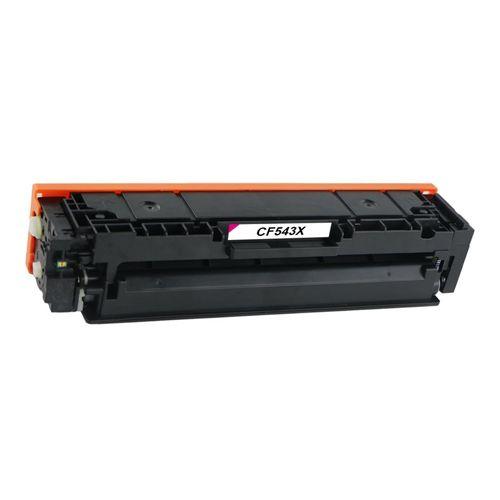 Huismerk HP 203X (CF543X) magenta