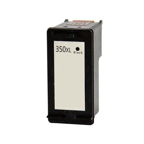 Huismerk HP 350XL zwart