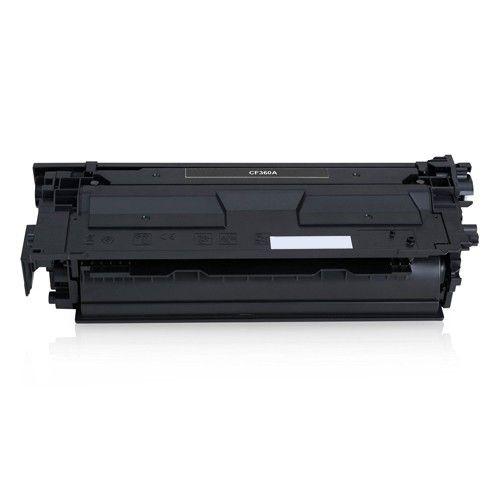 Huismerk HP 508X (CF360X) zwart