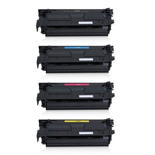Huismerk HP 508X (CF360X-CF363X) multipack (zwart + 3 kleuren)
