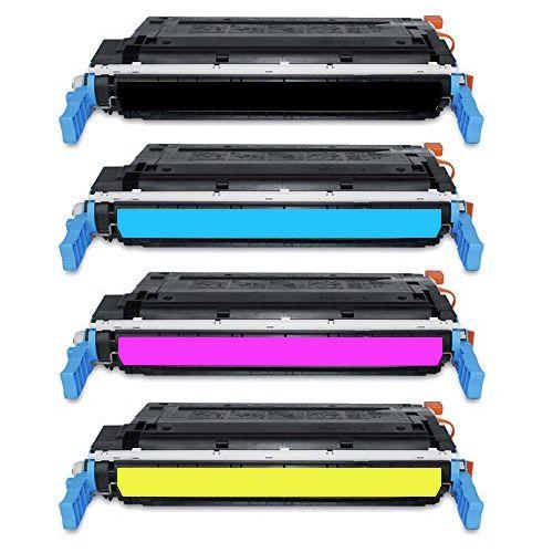 Huismerk HP 641A (C9720A-C9723A) multipack (zwart + 3 kleuren)