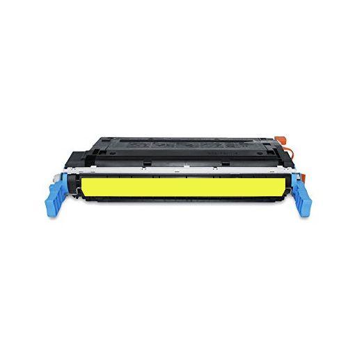 Huismerk HP 641A (C9722A) geel