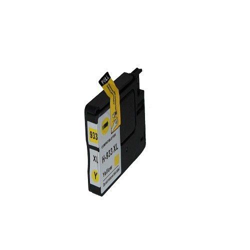 Huismerk HP 933XL geel