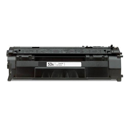 Huismerk HP 53A (Q7553A) zwart