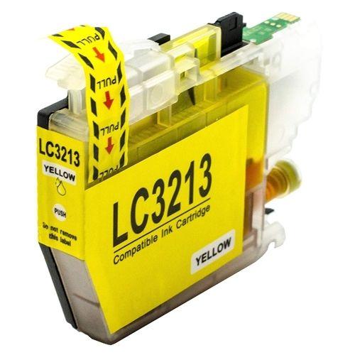 Huismerk Brother LC-3213XL Y geel