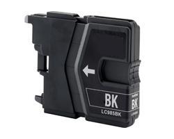 Huismerk Brother LC-985BK XL zwart