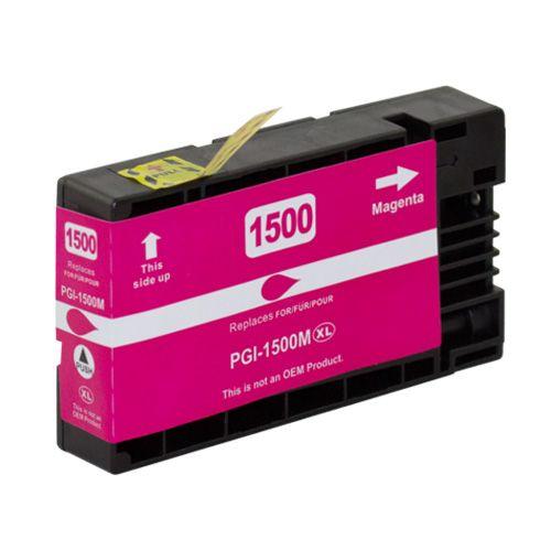 Huismerk Canon PGI-1500 XL magenta