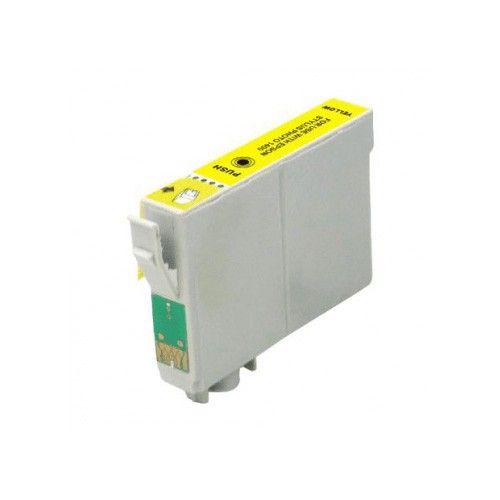 Huismerk Epson T0614 geel