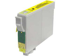 Huismerk Epson T0714 geel