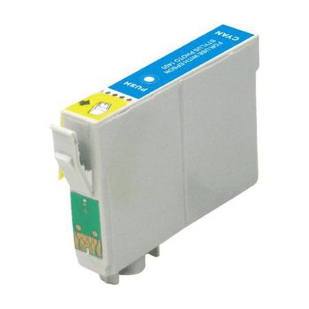 Huismerk Epson T1282 cyaan