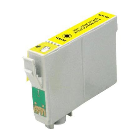 Huismerk Epson T1284 geel