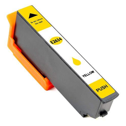Huismerk Epson 26XL (T2634) geel