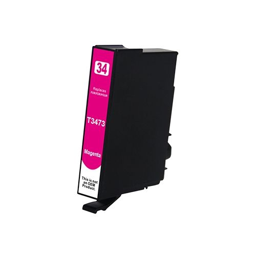 Huismerk Epson 34XL (T3473) magenta