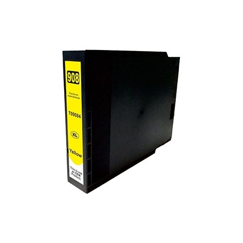 Huismerk Epson T9084 geel