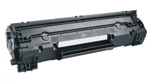 Huismerk HP 78A (CE278A) zwart