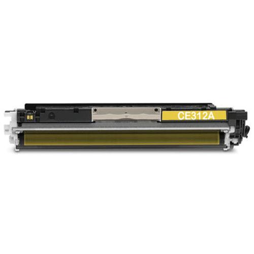 Huismerk HP 126A (CE312A) geel