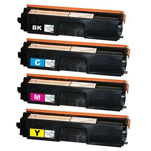 Huismerk Brother TN-325 multipack (zwart + 3 kleuren)