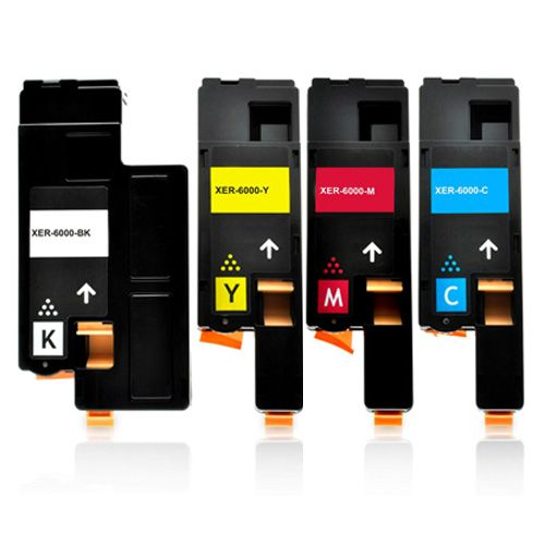 Huismerk Xerox 106R01630 - 106R01627 multipack (zwart + 3 kleuren)