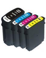 Huismerk HP 940XL multipack (zwart + 3 kleuren)