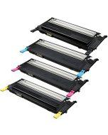Huismerk Samsung CLT-P4092C multipack (zwart + 3 kleuren)