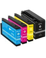 Huismerk HP 953XL multipack (zwart + 3 kleuren)