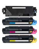 Huismerk Kyocera TK-5150 multipack (zwart + 3 kleuren)
