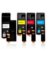 Huismerk Xerox 106R01630 - 106R01627 multipack zwart + 3 kleuren