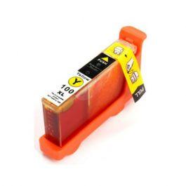 Huismerk Lexmark 100XL (14N1071E) geel incl. chip