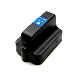 Huismerk HP 363XL zwart incl. chip
