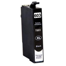Huismerk Epson 603XL zwart incl. chip