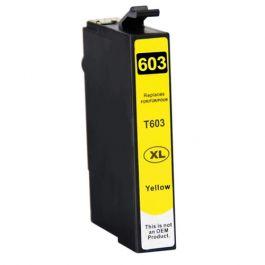 Huismerk Epson 603XL geel