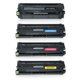 Huismerk Samsung CLT-K506L multipack (zwart + 3 kleuren)