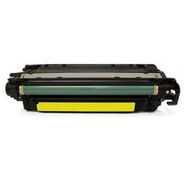 Huismerk HP 504A (CE252A) geel